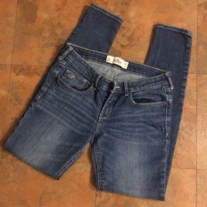 Hollister 7R skinny jeans